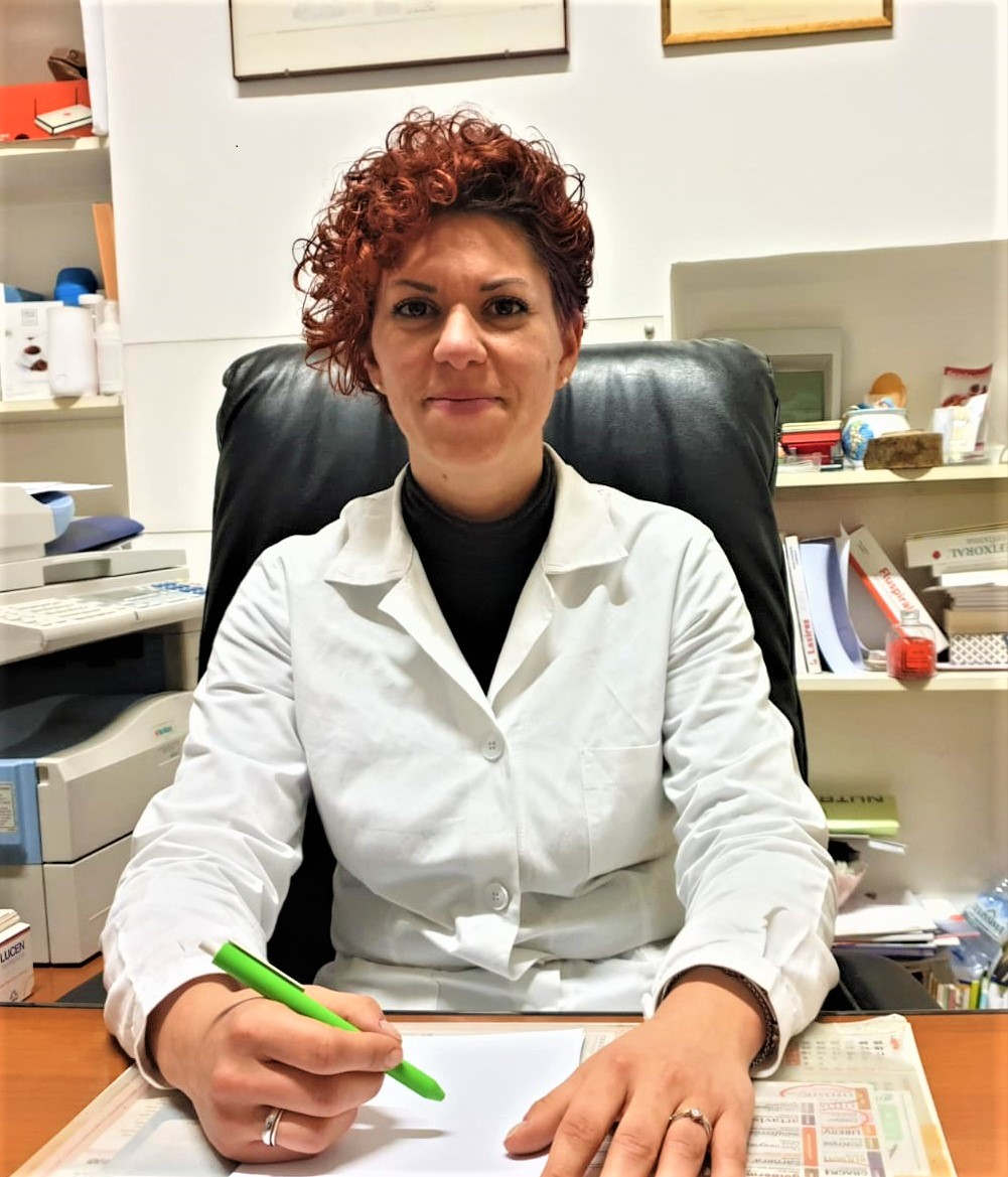 Dott.ssa Alessandra Parisi